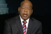 Rep. Lewis: 'Sad to have to fight this...