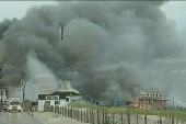 New Jersey, Colorado coping with disasters