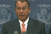 Pressure could force Boehner to turn to...