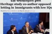 Immigration debate exposes racist...