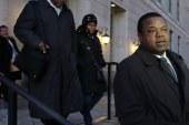 Tony 'Honey Fitz' Mack now convicted NJ mayor
