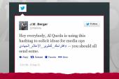Twitter hecklers stuff al Qaeda suggestion...
