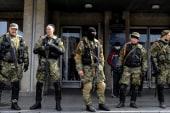 Putin presses Crimea playbook in east Ukraine