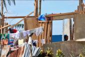 Aid groups rush to help in typhoon's wake