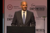 Holder cites evidence of racism in...