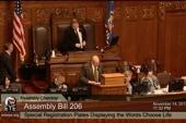 Wisconsin legislature fractures over GOP push