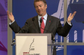 Rand Paul struggles with audience that...