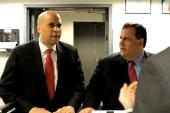 Partisan politics forces Christie against...