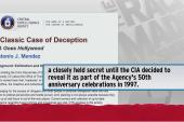 Some CIA secrets are surprising, but...