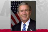 Former President Bush recovering from...