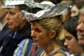 GOP climate change hearing draws tinfoil hats