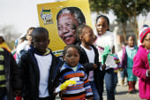 South Africa celebrates life of Mandela
