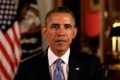 Obama assures military as shutdown proceeds
