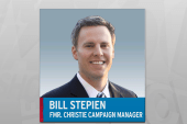 What made Christie fire his campaign manager?