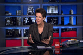 Maddow to mom: Cover your ears!