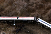 Excessive speed cited in NY train crash