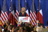 Wendy Davis poised to take mantle of Richards