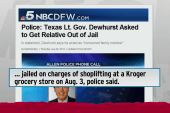 Texas Lt. Gov. Dewhurst throws weight for...
