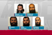 POW exchange shows path to close Guantanamo