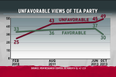 GOP moderates aghast at tea party damage