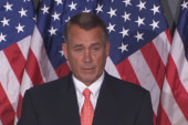 Boehner defies right on debt, but not more?