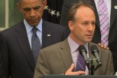 President Obama blasts 'shameful' Senate