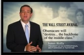 Failed GOP Obamacare stunt makes Cruz pariah