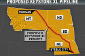 Keystone report sets stage for tar sands...