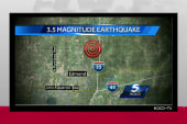 Spike in Oklahoma earthquake activity