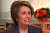Nancy Pelosi: 'Public sentiment is...
