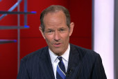 Eliot Spitzer on comebacks and the power...