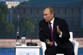 Putin ploy presumed in concessions on Ukraine