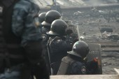 Ukraine violence teeters on edge of war