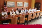 GOP reprises Eastwood's empty chair stunt