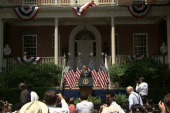 'Turning point day' as Obama sets new...