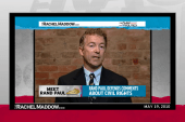 In reversal, Rand Paul hails Civil Rights Act