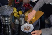 Secret recipe: The Maddows' T-day cocktail