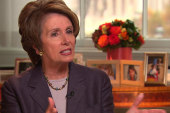 Pelosi: Diversity is about representation,...