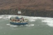 Drilling for oil in Arctic waters not-so...