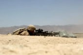 Month without US combat deaths first in years