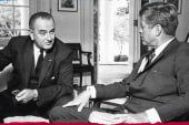 LBJ, from nation's tragedy to lasting legacy