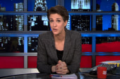 Maddow joins Letterman Thursday night