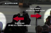Nailing down Scott Brown's kind of phony