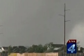 Tornado Alley's violent weather history