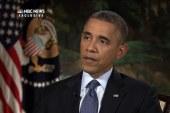 Obama addresses healthcare in NBC interview