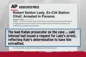 Former CIA station chief detained in Panama