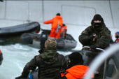 Russia throws book at Greenpeace activists