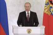 Putin tests west, amassing military leverage