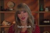 Taylor Swift, others, read Gettysburg Address