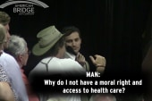 Obamacare supporters trip up GOP town hall...